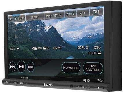 Sony представила новый модельный ряд автомобильной электроники Xplod