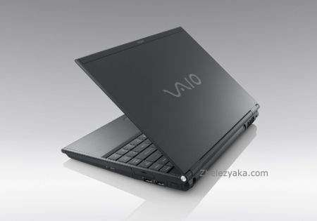Sony представила производительные ноутбуки с Blu-ray-приводом