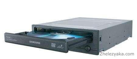 Samsung представил DVD-привод для быстрой записи на медленных носителях