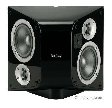 Infinity представила 4 новые модели акустических систем
