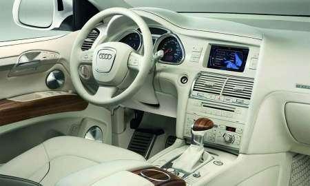 Audi покажет в Женеве концепт Q7 Coastline