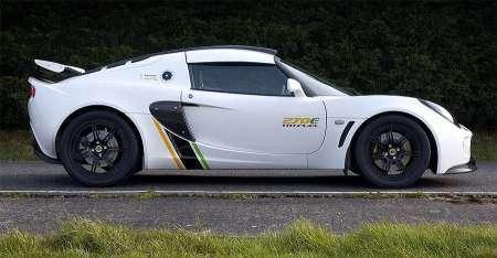 Lotus представит в Женеве суперкар Exige 270E Tri-Fuel