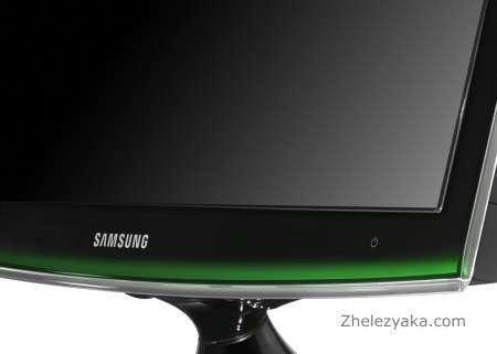 Samsung представил 24-дюймовый монитор с оригинальным дизайном