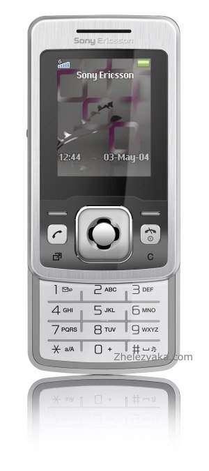 Sony Ericsson выпустила новый слайдер T303