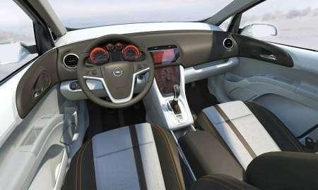 Состоялся дебютный показ концепта Opel Meriva