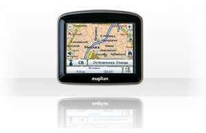 Навигаторы Mapitan появились на российском рынке