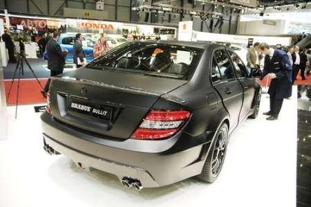 Brabus представил автомобиль за $530 тыс.
