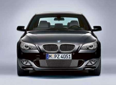 BMW представит в России ограниченную серию BMW 525iA Sport Individual