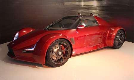 Дизайнер Ferrari представил в Женеве 2 суперкара