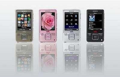 Sony пополнила линейку медиа-плееров Walkman