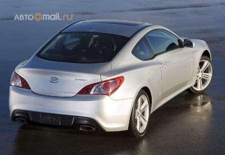 Hyundai представила новое купе