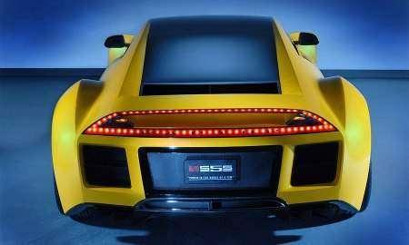 Saleen представил сверхмощный S5S Raptor