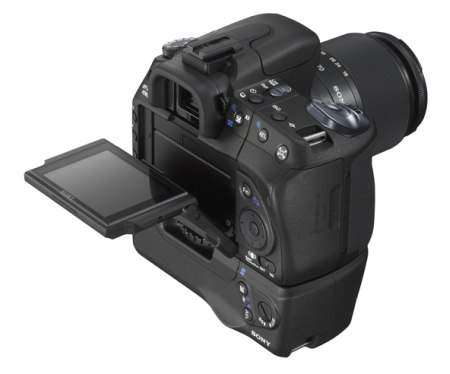 ?350 и ?300: новые функциональные зеркалки от Sony