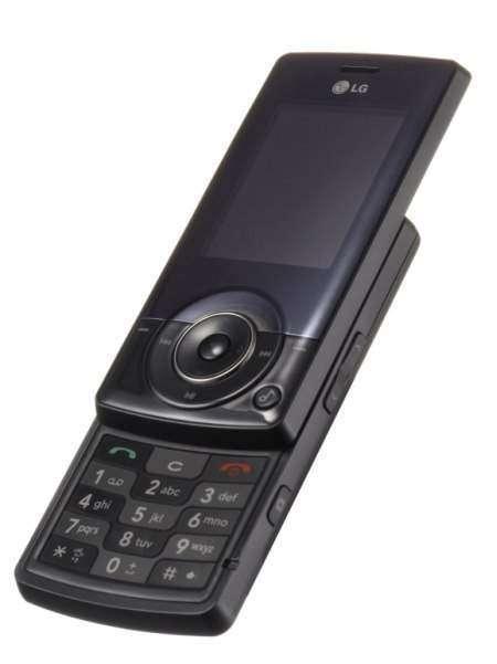 LG KM500: мобильный телефон с дистанционным прослушиванием музыки