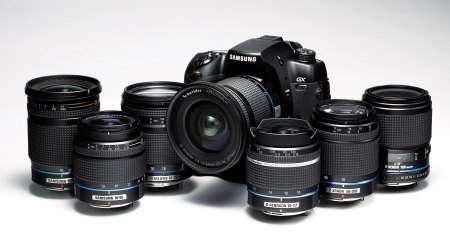 Samsung GX-20: зеркальная фотокамера с 14,6-мегапиксельной матрицей