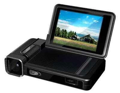 Vivitar DVR565HD: карманная HD-камера