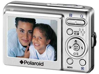 Polaroid i535: начинающему фотографу