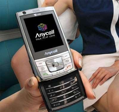 Samsung SCH-M470: самый быстрый смартфон
