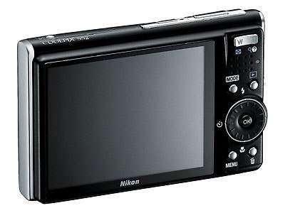 Coolpix S52 и S52c: качество Nikon в стильном корпусе