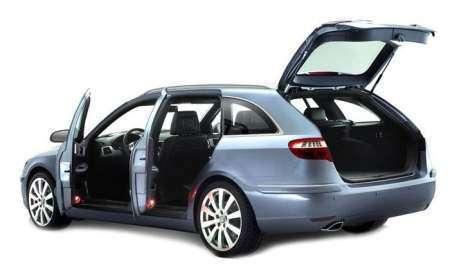 Brilliance и Pininfarina создали новый универсал BS4