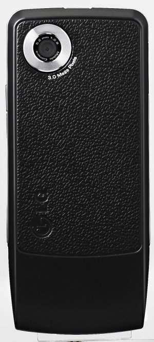 LG KP320: телефон с 3-мегапиксельной камерой