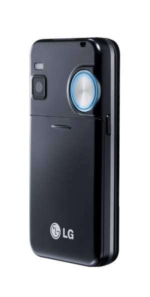 LG представил мультимедийный телефон с тремя способами ввода