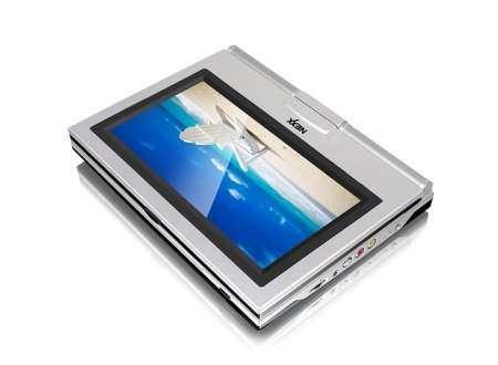 Ультратонкий DVD-плеер NDV-9300 от Nexx Digital