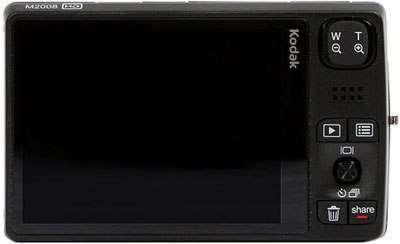 Kodak M2008: снимаем Олимпийские рекорды