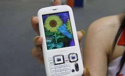 K-Touch C280: телефон-мыльница