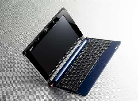 Aspire One: новое мобильное устройство для подключения к Интернету