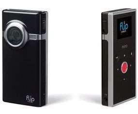 Flip Mino: флэшка со встроенной видеокамерой
