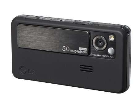 LG KС550