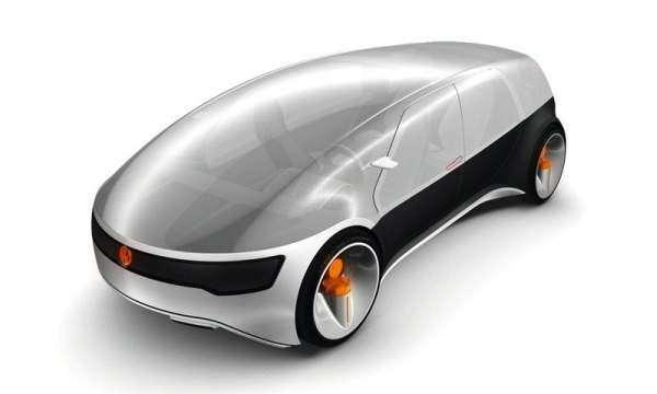 Концепты будущего от Volkswagen