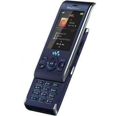 Sony Ericsson Walkman W595