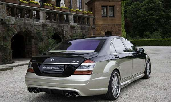 Carlsson igner CK65 RS Blanchimont