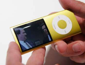 iPod nano new