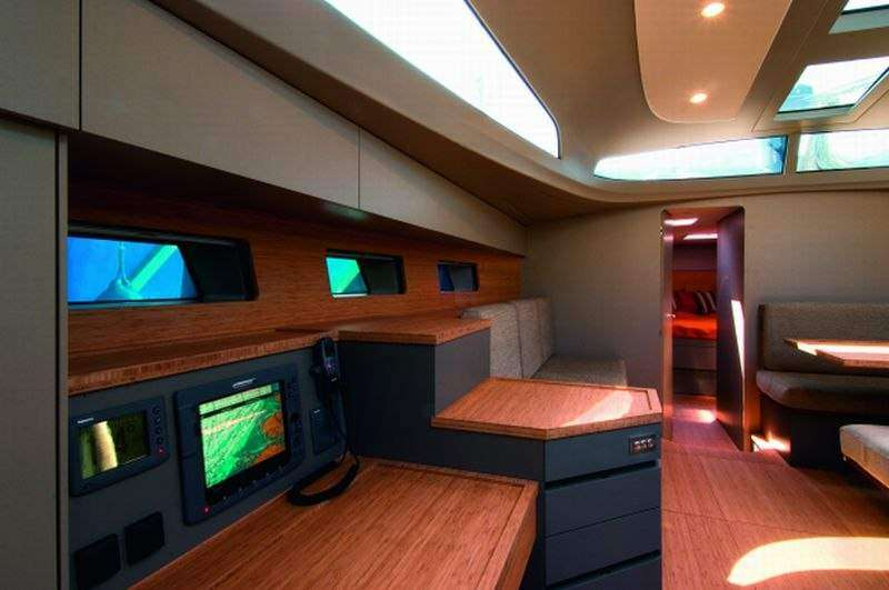 Яхта Z60 от BMW