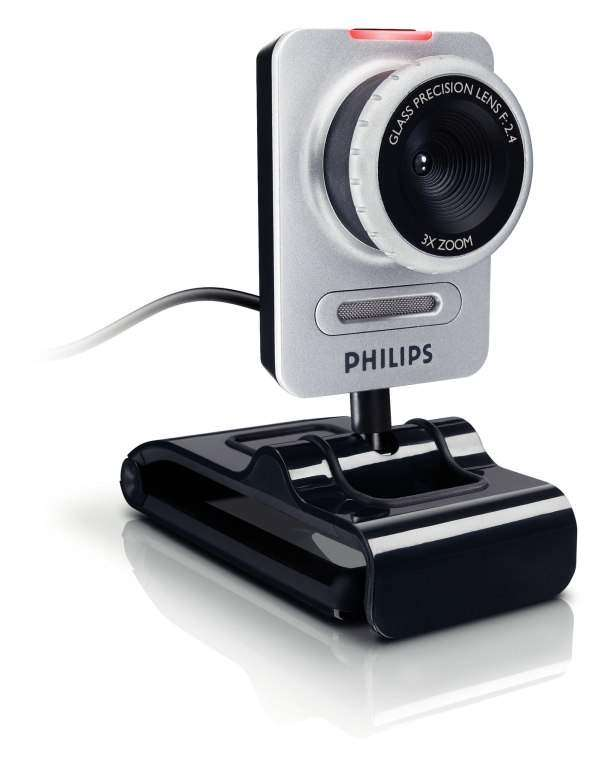 Philips SPC630NC Webcam fun