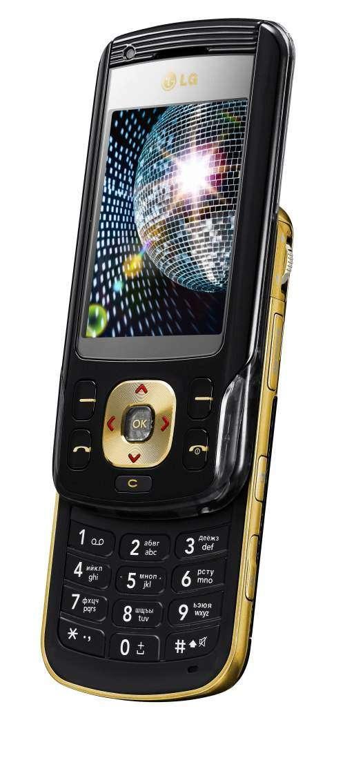 LG KС560