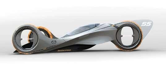 Концепт Mazda KAAN