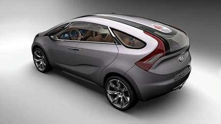 Концепт Hyundai HED-5 i-Mode