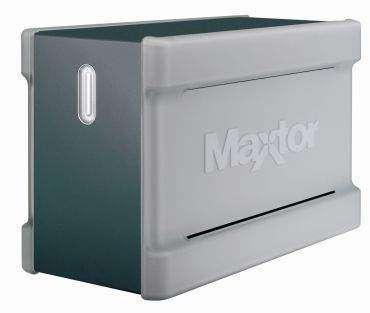 Maxtor представив зовнішній вінчестер ємністю 1 терабайт