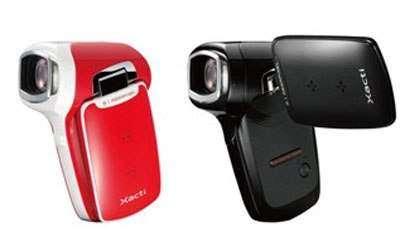 Sanyo DMX-CG9: слідами самої мініатюрної HD-камери