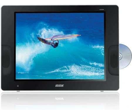 BBK випустила РК-телевізори з вбудованим DVD-плеєром і караоке