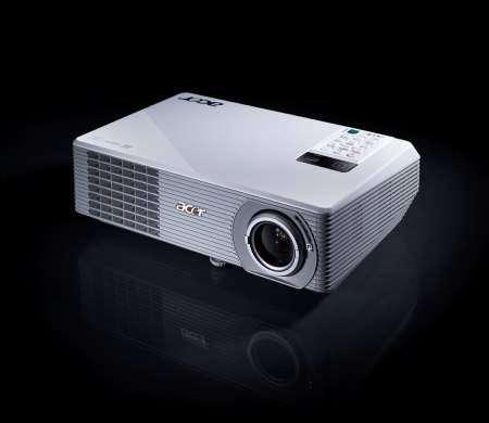 Acer представив HD-ready відеопроектор – H5350