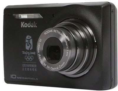 Kodak M2008: знімаємо Олімпійські рекорди