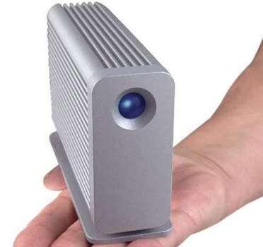 LaCie випустила кишеньковий пристрій зберігання ємністю 1 Тб