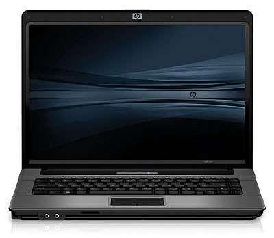 Ноутбук HP 550: скромний помічник ділових людей