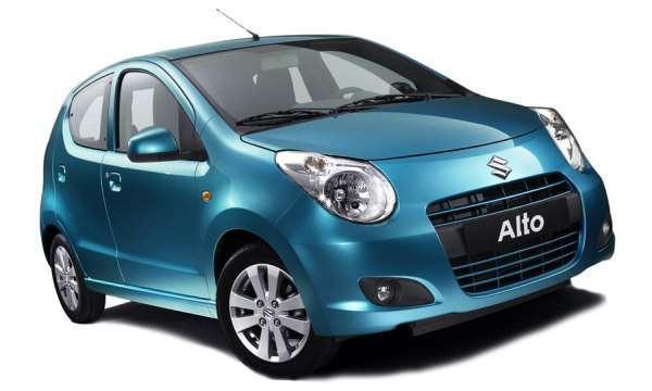 Suzuki представить в Парижі новий Alto