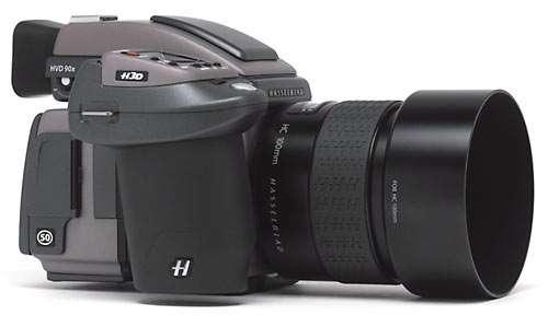 Hasselblad готує 60-мегапіксельну фотокамеру